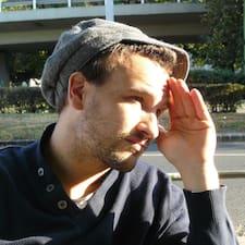 Clément felhasználói profilja