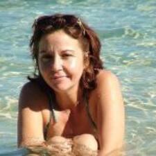 Régine - Uživatelský profil