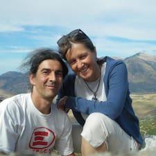 Profil korisnika Daniela + Ignazio
