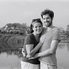 Profil korisnika Anastasia & Julian