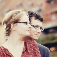 Profil utilisateur de Diane & Etienne