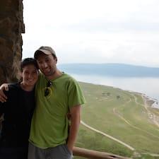 Profil utilisateur de Sara & Denis