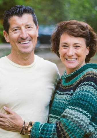 Randi and George