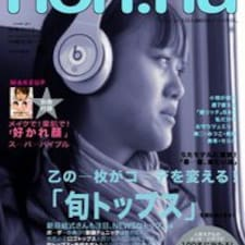 Profil utilisateur de Hong-Hanh