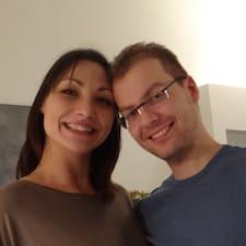 Profil utilisateur de Marina & Filip