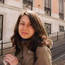 Henkilön Andreea Laura käyttäjäprofiili