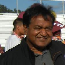 Raj - Uživatelský profil