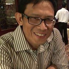 Profil Pengguna Rizal