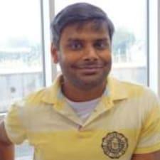 Profil Pengguna Ravi