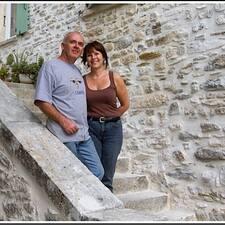 Catherine&Philippe是房东。