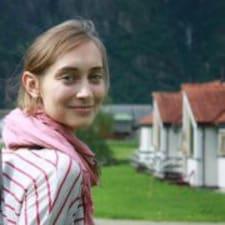 Profilo utente di Iryna