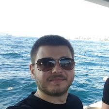 Profilo utente di Burak