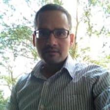 Nakul felhasználói profilja