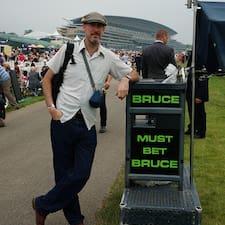 Perfil de l'usuari Bruce