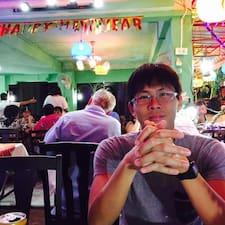Profil utilisateur de Jun Hong