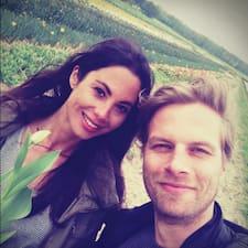 Sander & Natasja是房东。