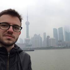 Arnaud felhasználói profilja