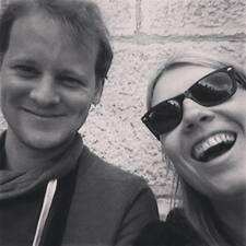Profil Pengguna Liesbeth & Jonas