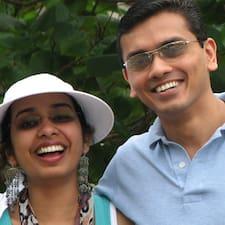 Profil utilisateur de Suchita & Ashish