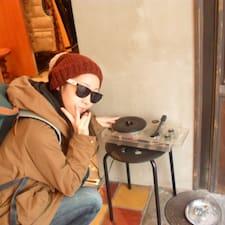 โพรไฟล์ผู้ใช้ Eunyoung