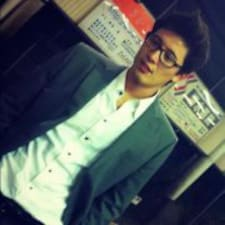 Rui felhasználói profilja
