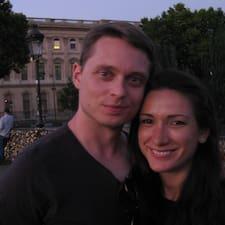 Cristina & Jon的用戶個人資料