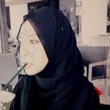 Nur Syahidah的用戶個人資料