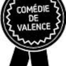 Perfil do utilizador de La Comédie De Valence
