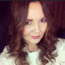 Profil utilisateur de Anastasia