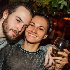 Philippe + Irina felhasználói profilja
