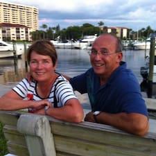 Patricia & Tony is the host.