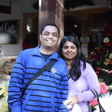 Ashish & Soma User Profile