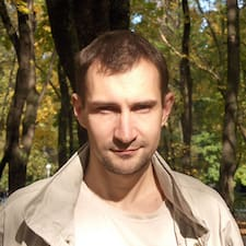 Андрей ist der Gastgeber.