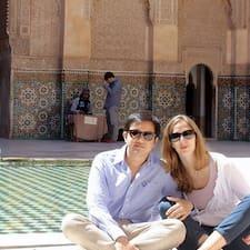 Guillermo & Sarah User Profile