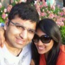 Supriya User Profile