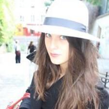 Nutzerprofil von Géraldine