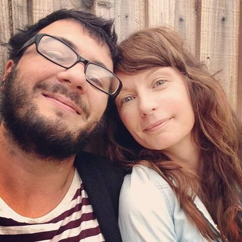 Nadine & Pier Giorgio