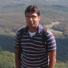 Profil korisnika Tushar