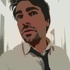 Perfil do utilizador de Fabrice