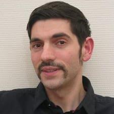 Perfil do utilizador de Jean François