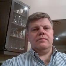 Mietek User Profile
