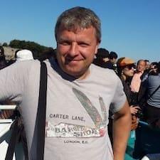 Profilo utente di Sergej