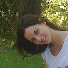 Profil utilisateur de Mariana Isabel