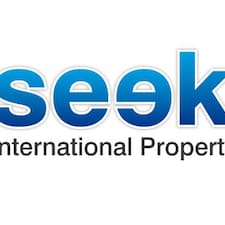 Perfil do utilizador de Seek International