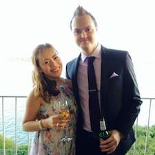 Profil utilisateur de Matt & Astrid