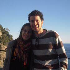 Perfil do utilizador de Francesca & Bernardo