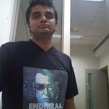 Profil korisnika Veerajith