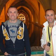 Arnaud & Hubert User Profile