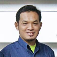 Khairu felhasználói profilja