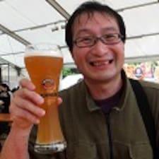 Profil utilisateur de Kazuhiro